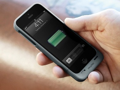 BlackBerry Z10 смартфонына арналған аккумуляторы бар қап