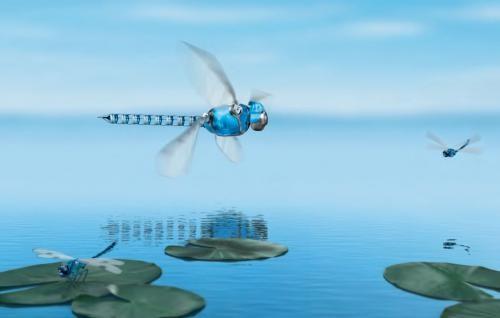 BionicOpter: робот-инелік