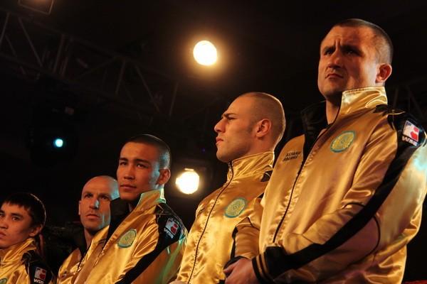 «Арландар» жартылай финалда мексикалық боксшылармен кездеседі