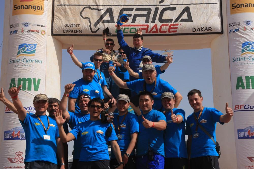 Отандастарымыз «Abu Dhabi Desert Challenge» додасына аттанады