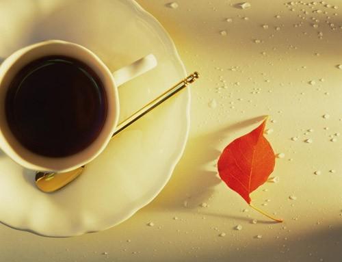 Тұзды кофе