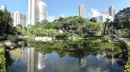 Гонконг қаласының сыры неде?