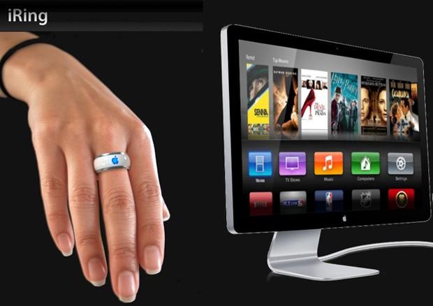Apple теледидарды басқаратын жүзік дайындауда