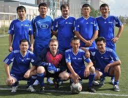 Қазақ футболының даму тарихы