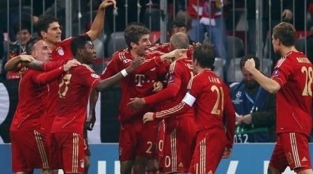 Бавария - Базель. 7:0!