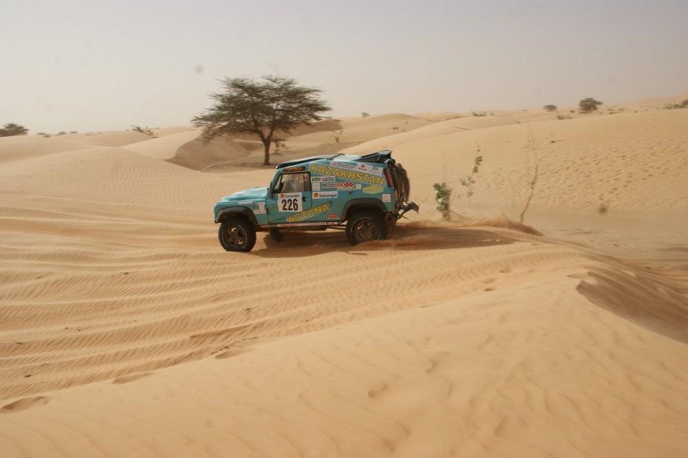 Қазақстандық спортшылар Абу-Дабидегі жарыстың Т2 классында жеңімпаз атанды