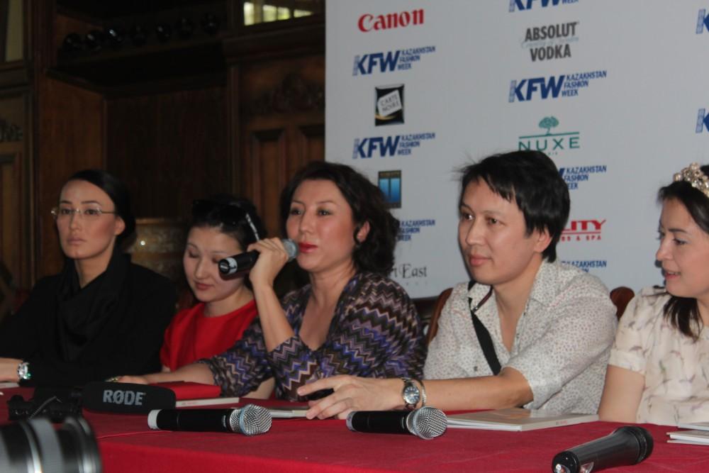 Kazakhstan Fashion Week: 2013/2014 күз-қыс маусымы ашылды