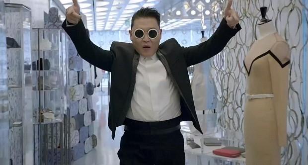 Psy-дің жаңа клипі интернетті тағы да