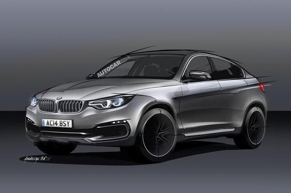 Жаңа BMW X6: алғашқы мәліметтер