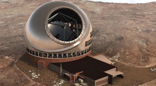 Әлемдегі ең үлкен телескоптың жобасы мақұлданды