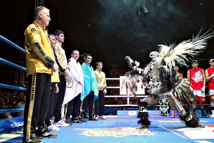 Қарымта кездесуге қатысатын боксшылар белгілі болды