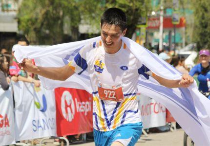 VI «Алматы марафоны» өтті