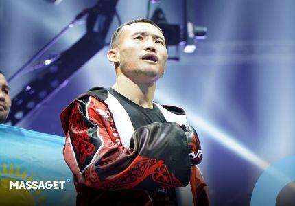 Қанат Ислам Алматы халқына бокс мерекесін сыйлады