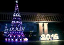 Жаңа жыл - жүрекке жылылық сыйлайды