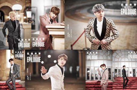 BTS - EPILOGUE: Young Forever [kaz_sub]
