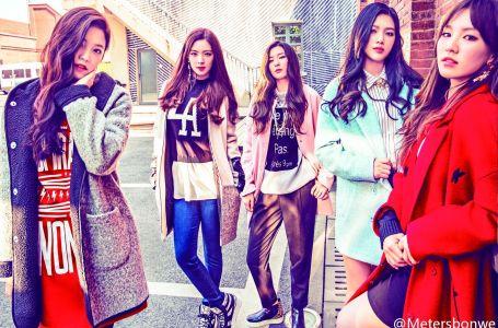 Red Velvet - Rookie [kaz_sub]