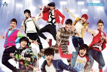 К-поп: Ең қайраттысы тірі қалады / Strongest k-pop survival