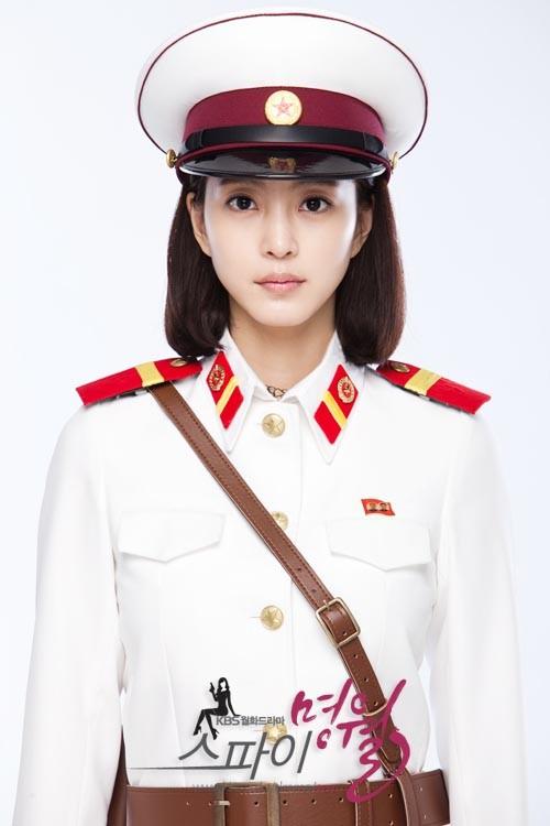 Шпион Хан Мёң Воль / Шпионка / Spy Myung Wol (Соңғы бөлім)