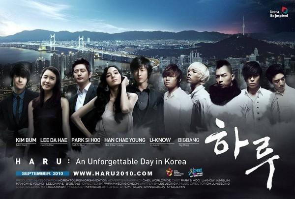 Ұмытылмас күн / Незабываемый день / Day. Haru: An unforgettable day in Korea