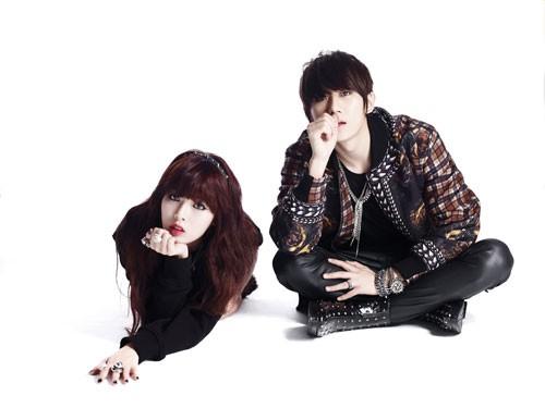 "JS & Hyuna – Trouble maker [""Дертіңмін сенің""]"
