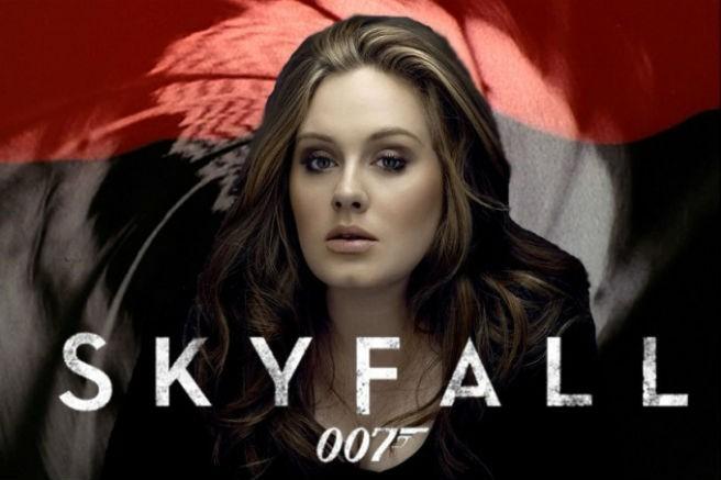 Adele - Skyfall [қазақша субтитрлармен]
