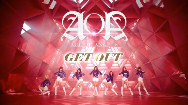 AOA - Get out [қазақша субтитрлармен]