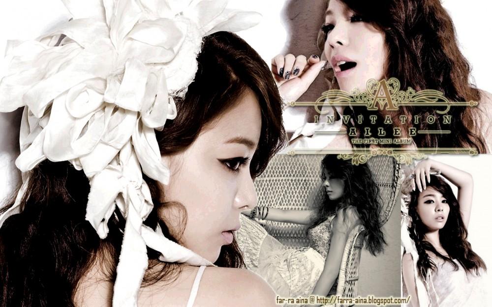 Ailee - Ice Flower
