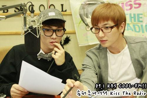 Key (SHINee) ft. Leeteuk (Super Junior) - Bravo