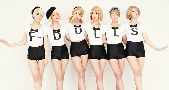 F-ve Dolls - Soulmate [қазақша субтитрлармен]
