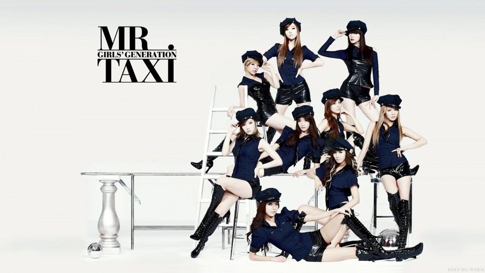 Girls Generation - Mr.Taxi [қазақша субтитрлармен]