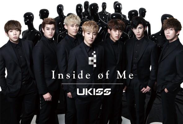 U-Kiss - Inside of Me