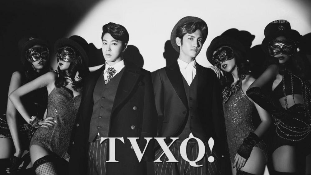 TVXQ - Something [қазақша субтитрлер]