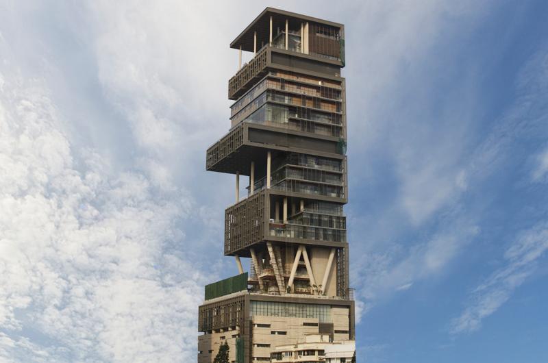 все потому, башня антилия фото фотографии появится трафарет