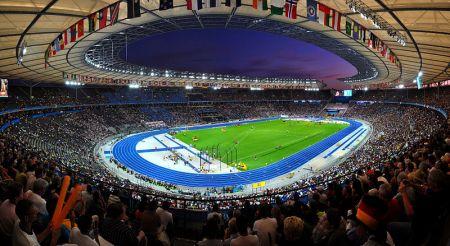 Берлиндегі Олимпиаштадион