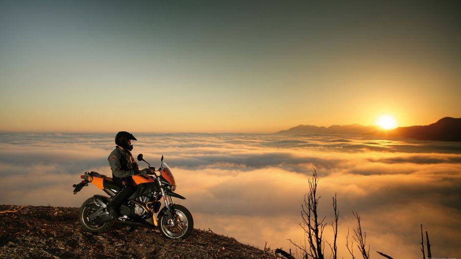 мотоцикл море пляж без смс