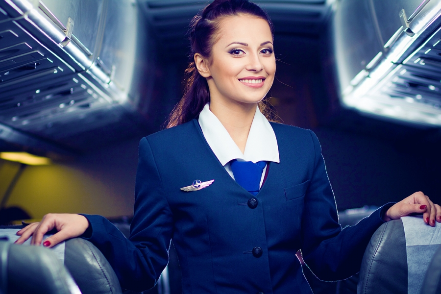 Требуется стюардесса