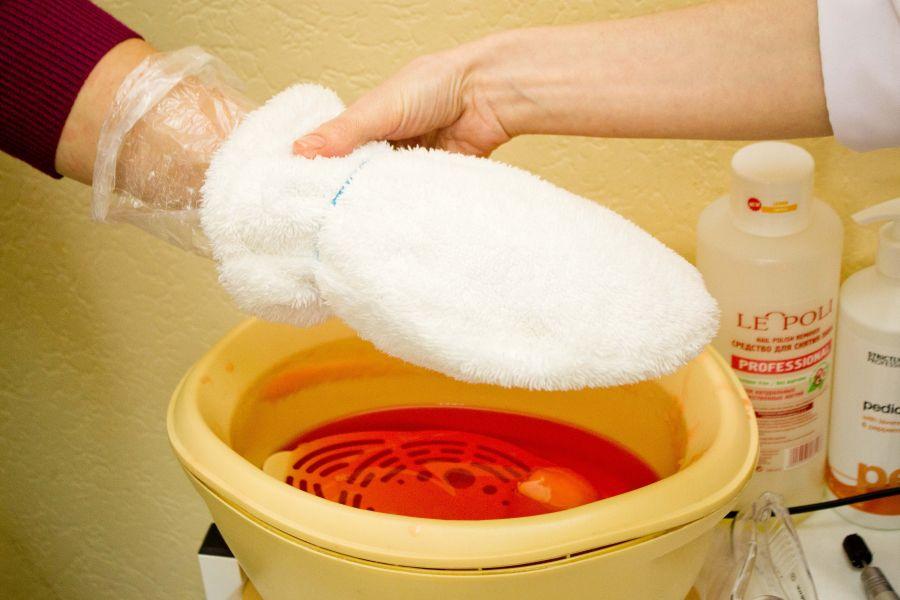 Парафинотерапия в домашних условиях крем