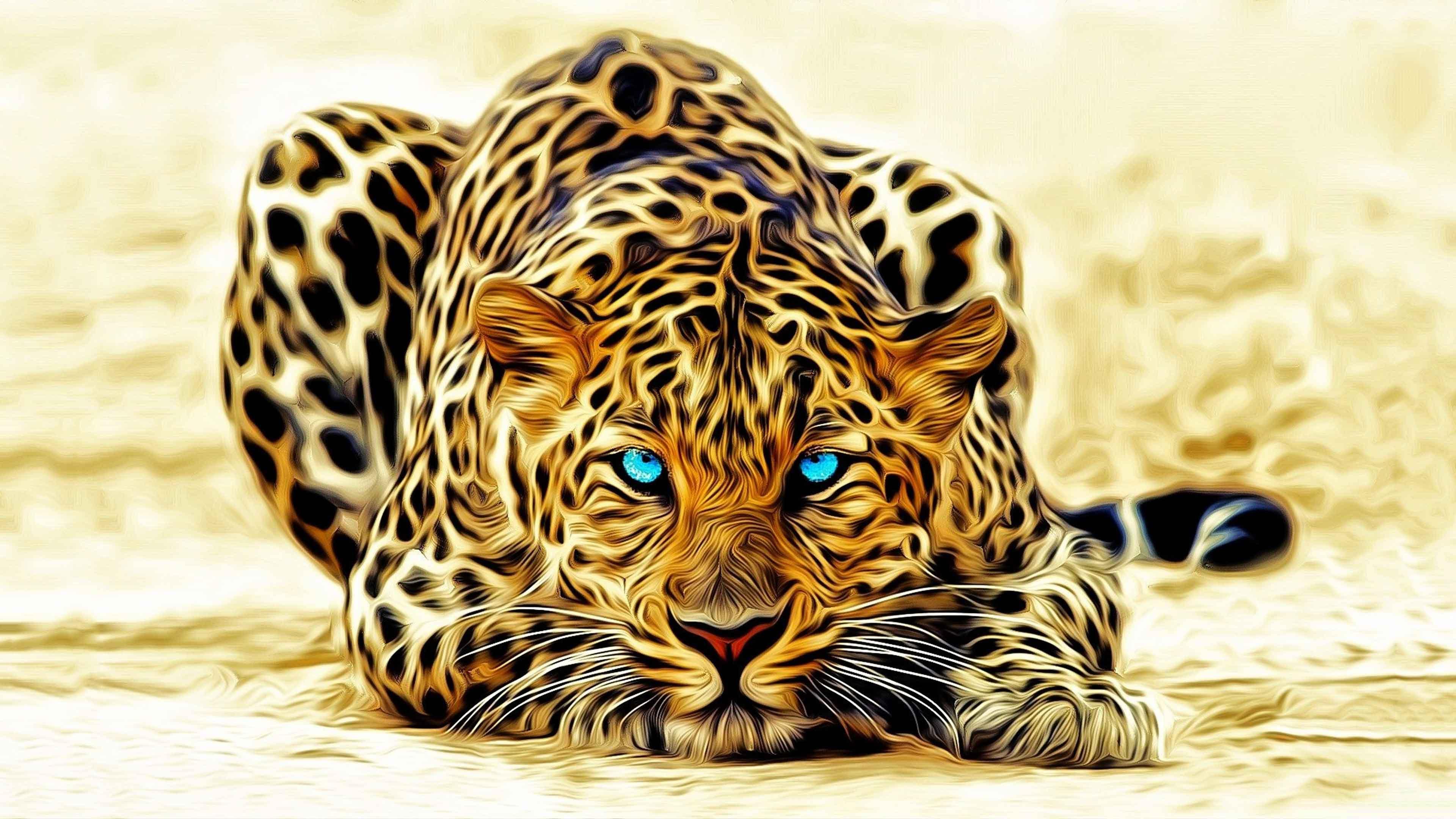 леопард хищник без регистрации