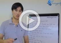 Ағылшын тілін үйрену сабақтары. Questions (2)