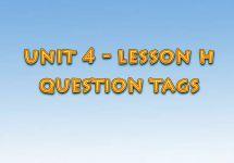 Ағылшын тілін үйрену сабақтары. Question tags